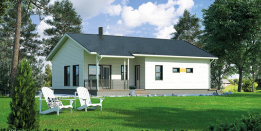 Prefabricated house 109