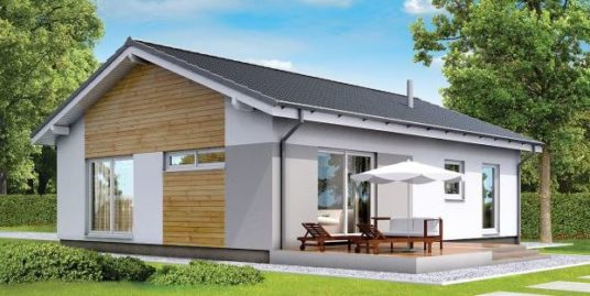 Prefabricated house 115