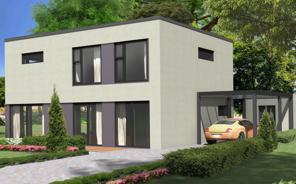 Prefabricated house 145