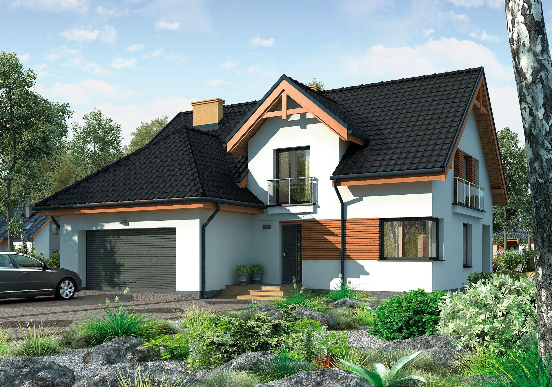 Prefabricated house 175