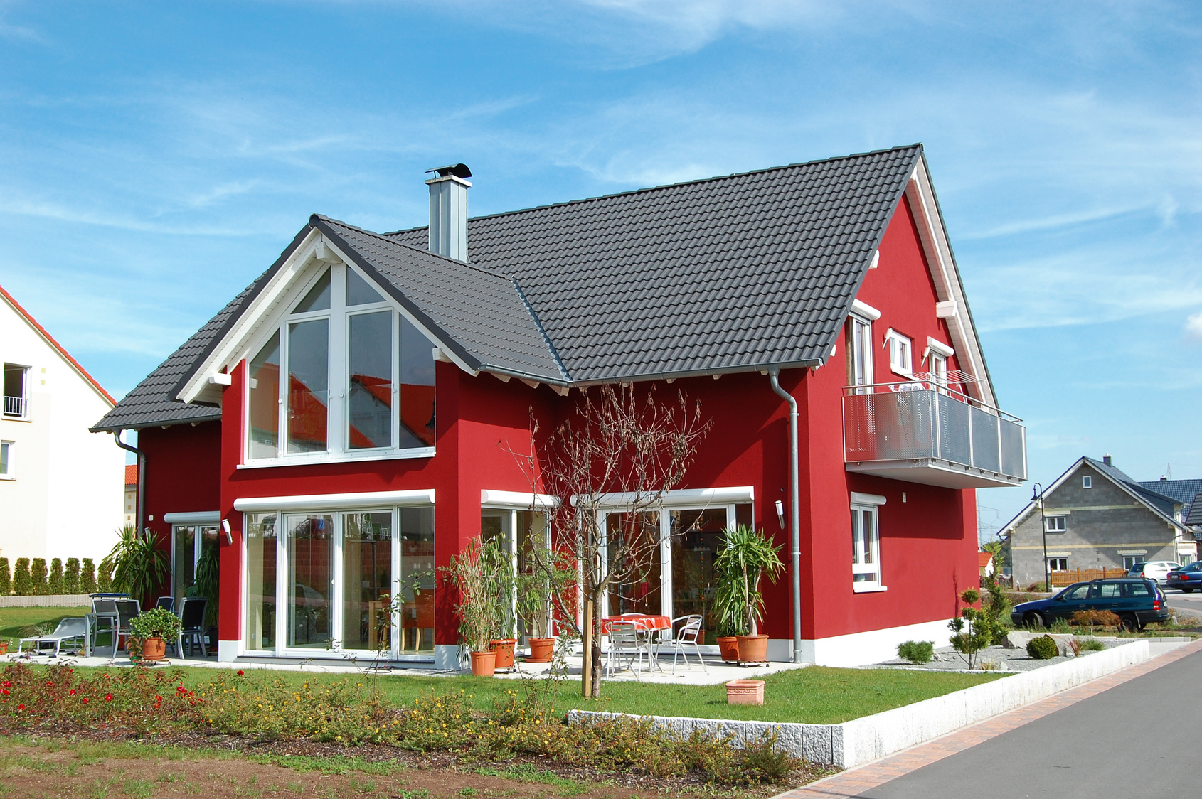 Prefabricated house 180