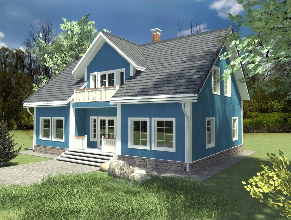 Prefabricated house 182