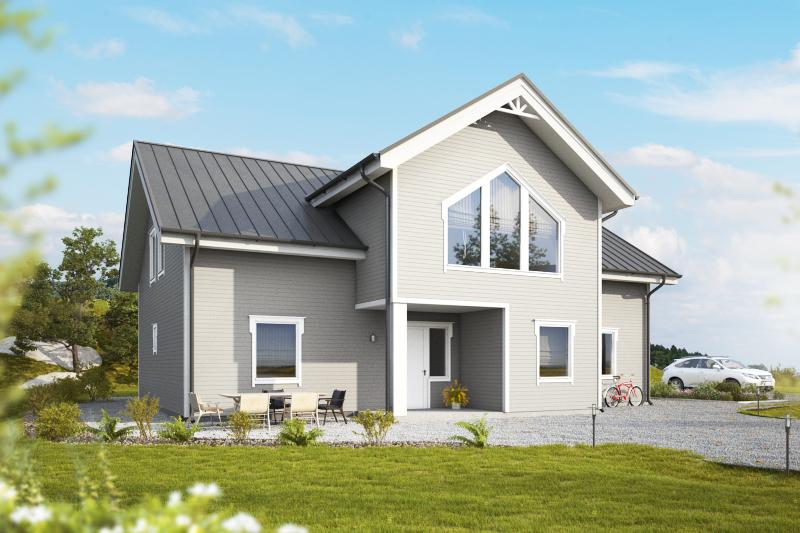 Prefabricated house 217