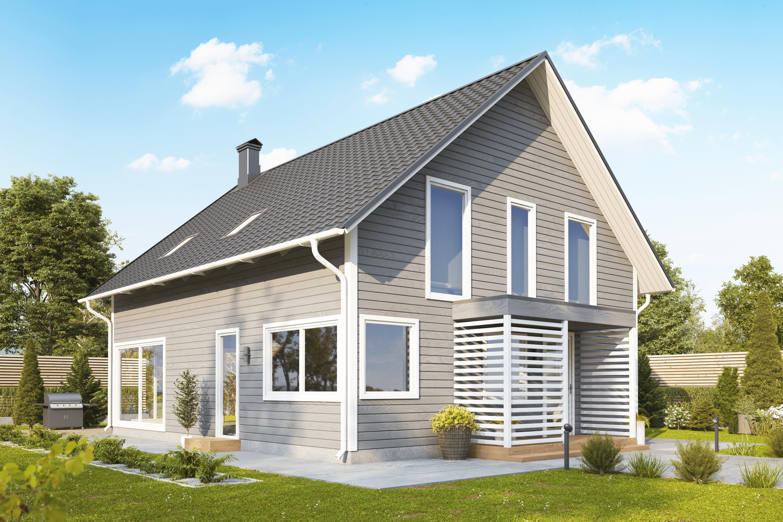 Prefabricated house 160